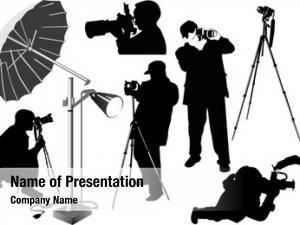 Equipment photographers photo