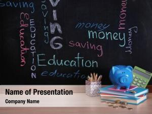Achievement books piggy bank