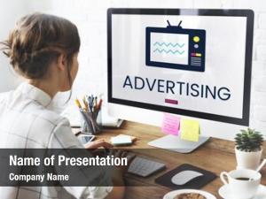 Brainstorming media illustration broadcast