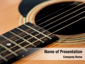 Strings closeup guitar