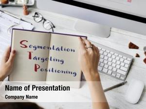 Positioning segmentation targeting meeting concept