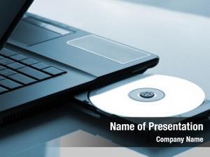 Dvd laptop open drive