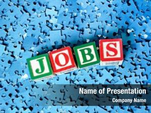 Puzzle jobs word