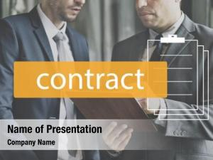 Contract financial