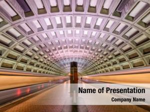 Tunnel washington metro