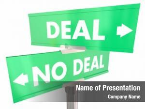 Reach deal deal agreement contract