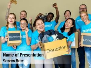 Generosity people group diverse