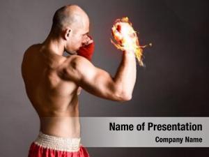 Percussion fighter martial arts