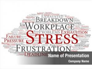 Mental concept conceptual stress workplace