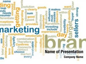 Tags word cloud concept brand