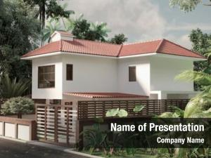 Project cottage house