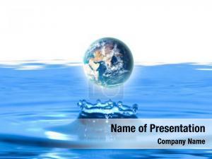 Drop world water