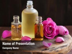 Perfumery rose essential oil