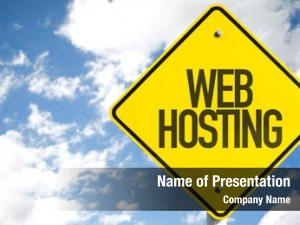 Sign web hosting sky