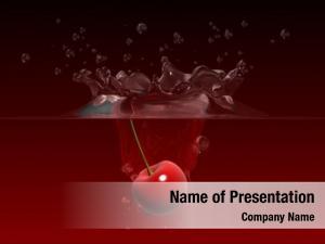 Cherry splash