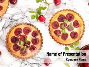 Clafoutis cherry fruit