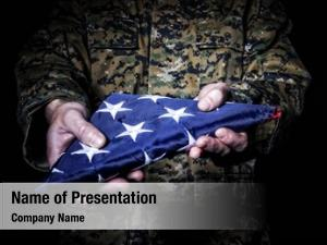 American army powerpoint background