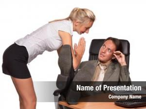 Inappropriate sexual harassment in the office