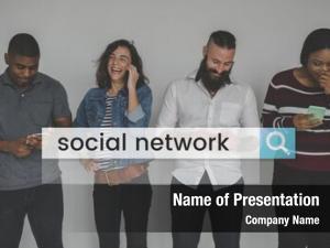 Communicate network social media