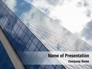 Corporate modern architecture business buildings