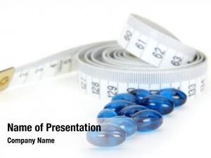 Diet measure tape pills