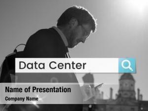 Data center web