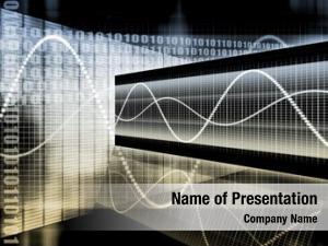 Business sleek futuristic chart abstract