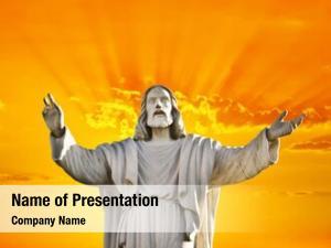 Christ statue jesus
