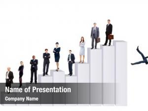 Business concept competent team career
