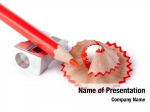 Sharperner pencil pencil white paper