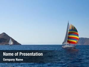 Luxury cruise sailing yachts