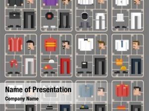 Men illustration set professions