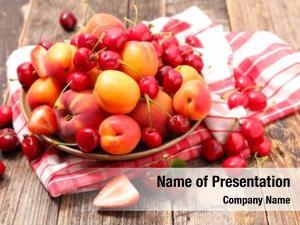 Apricot cherry fruit