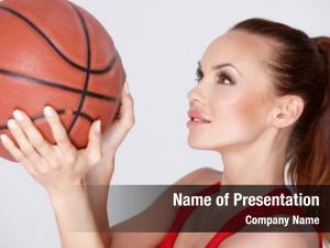 Ball woman basket