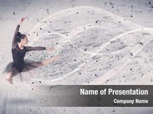 Ballerina dancer performance ballet