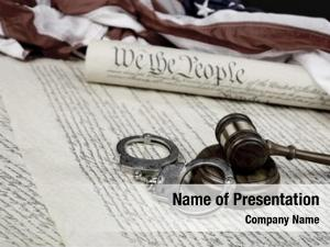 Constitution united states rolled american