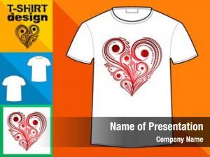 Trendy template t shirt design floral
