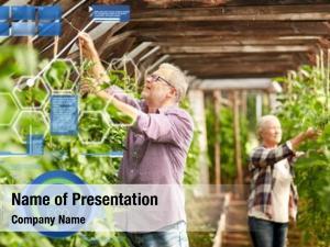 Gardening organic farming