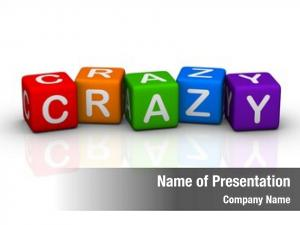 Colorful crazy (from buzzword series)