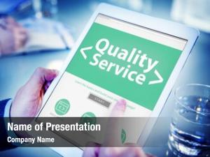 Quality digital online service office