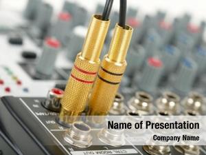 Console audio control