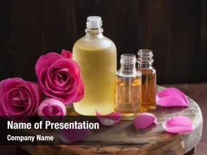 Rose essential oil flowers aromatherapy