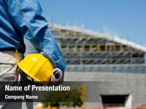 Foreman construction worker construction site