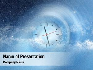 Conceptual of abstract powerpoint theme