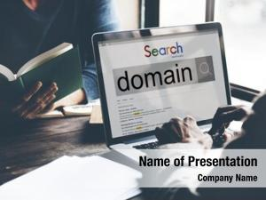 Homepage domain address name website
