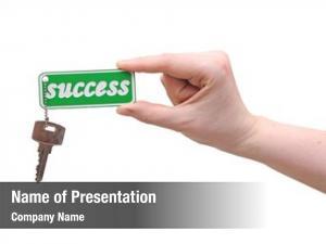 Keys handing over success