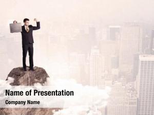 Successful business elegant professional