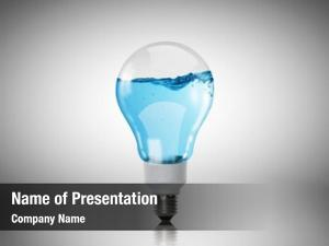 Concept energy ecology light bulb