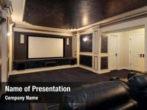 Luxury home theater home