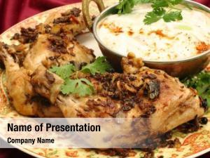 Jeera homemade fried (cumin) chicken